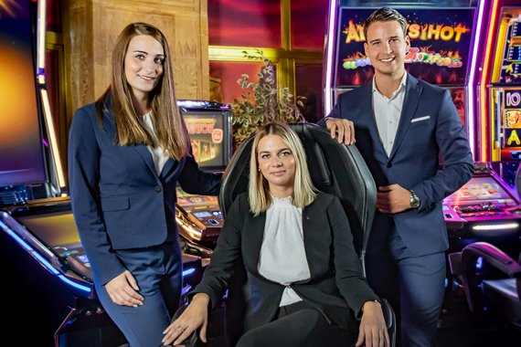 International Casino Manager