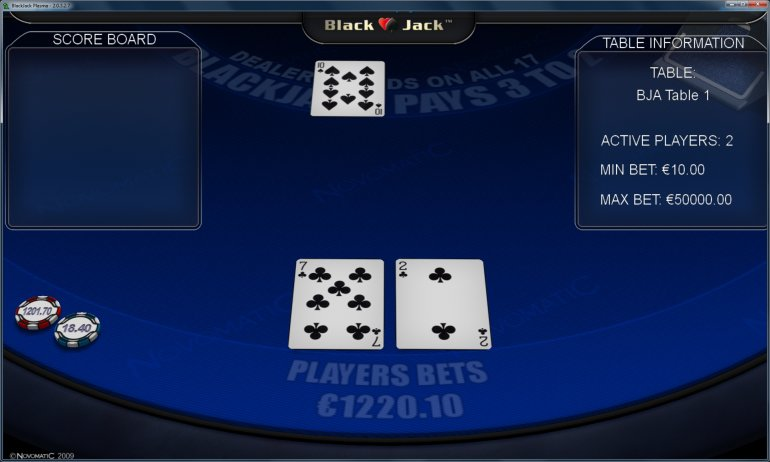 NOVOMATICElectronicBlackJack_Screenshot_2